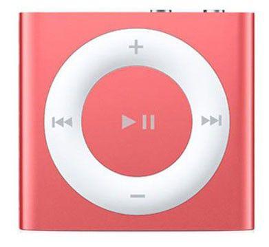 MP3 плеер APPLE iPod shuffle flash 2Гб розовый/белый [md773ru/a]