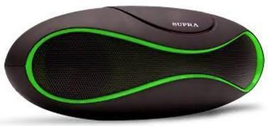 Аудиомагнитола SUPRA BTS-553,  зеленый