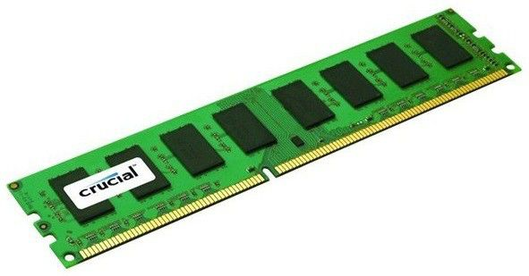 Память Crucial 8Gb DDR3L (CT102472BD160B) DIMM ECC U PC3-12800