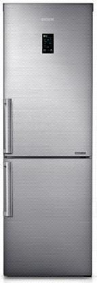 Холодильник SAMSUNG RB28FEJNDSS,  двухкамерный,  нержавеющая сталь [rb28fejndss/rs]