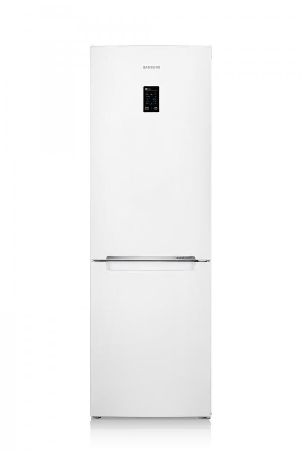 Холодильник SAMSUNG RB32FERNDWW,  двухкамерный,  белый [rb32ferndww/rs]