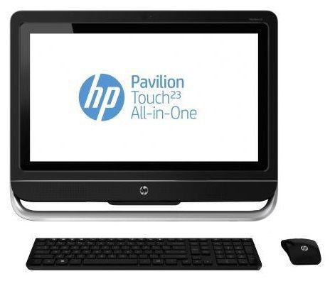 Моноблок HP Pro 3520, Intel Core i3 3220, 4Гб, 1000Гб, Intel HD Graphics 2500, DVD-RW, Windows 8 Professional, черный и серебристый [b5j73ea]