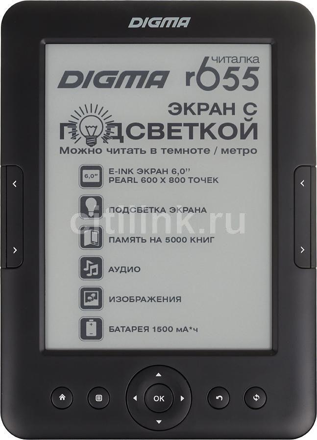 Электронная книга DIGMA R655,  6