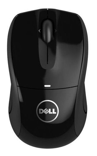 Мышь беспроводная Dell WM413 Wireless Laser Black Retail Package [570-11495]
