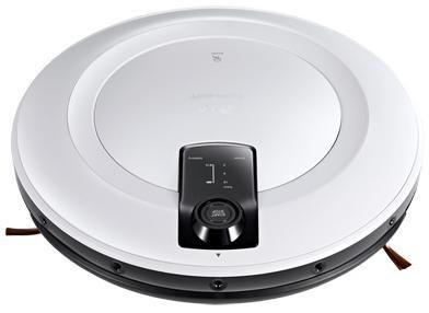 Робот-пылесос LG VR5942L, 20Вт, белый