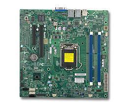 Серверная материнская плата SUPERMICRO MBD-X10SLL-S-B,  bulk