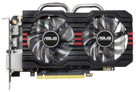 Видеокарта ASUS GeForce GTX 660Ti,  3Гб, GDDR5, OC,  Ret [gtx660 ti-dc2oc-3gd5]