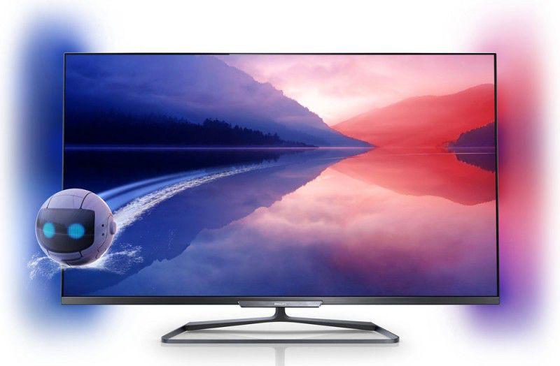 LED телевизор PHILIPS 55PFL6008S/60