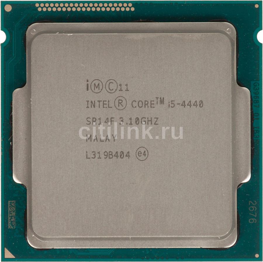 Процессор INTEL Core i5 4440, LGA 1150 * OEM [cm8064601464800s r14f]