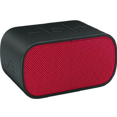 Портативные колонки LOGITECH UE Mobile Boombox,  черный,  красный [984-000257]