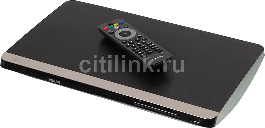 Плеер Blu-ray PHILIPS BDP5600/51, черный