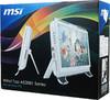Моноблок MSI AE2081G-022, Intel Core i3 3240, 4Гб, 1000Гб, nVIDIA GeForce GT630M - 2048 Мб, DVD-RW, Windows 7 Home Premium, белый и серебристый [9s6-aa5912-022 ] вид 10