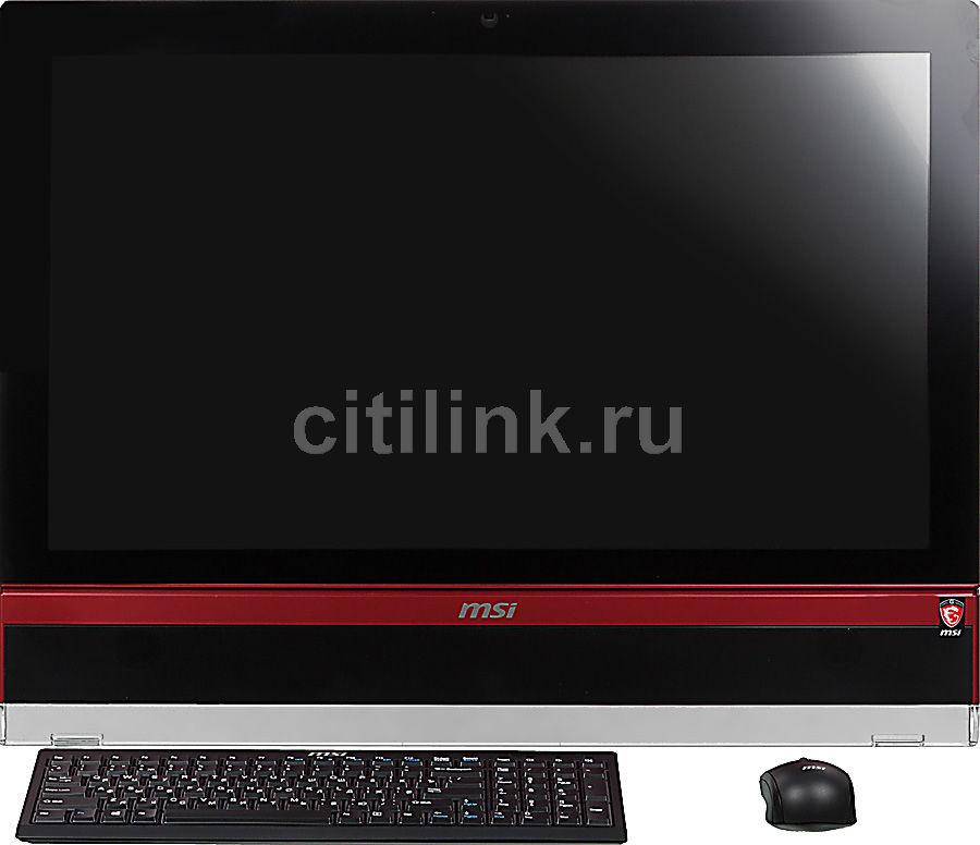 Моноблок MSI AG2712A-021, Intel Core i7 3630QM, 12Гб, 1000Гб, AMD Radeon HD 8970 - 2048 Мб, Blu-Ray, Windows 8, черный и красный [9s6-af1511-021 ]