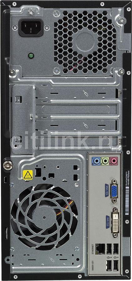 Купить Компьютер HP Pro 3500 MT, черный в интернет-магазине СИТИЛИНК