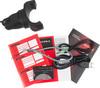 Аудиомагнитола SUPRA PAS-6277,  красный и черный вид 8