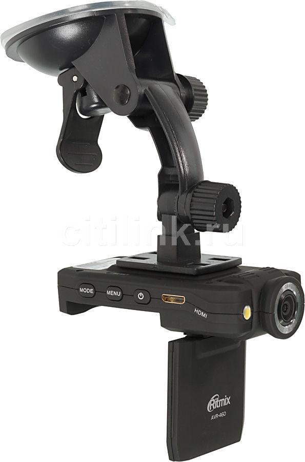 Видеорегистратор RITMIX AVR-460 черный