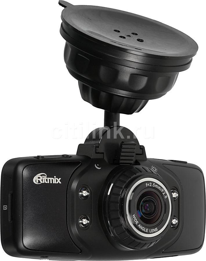 Видеорегистратор RITMIX AVR-929 черный