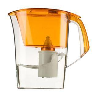 Фильтр для воды БАРЬЕР Премия,  оранжевый,  2.5л [4601032304065]