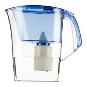 Фильтр для воды БАРЬЕР Стайл,  синий,  2.5л [4601032100025]