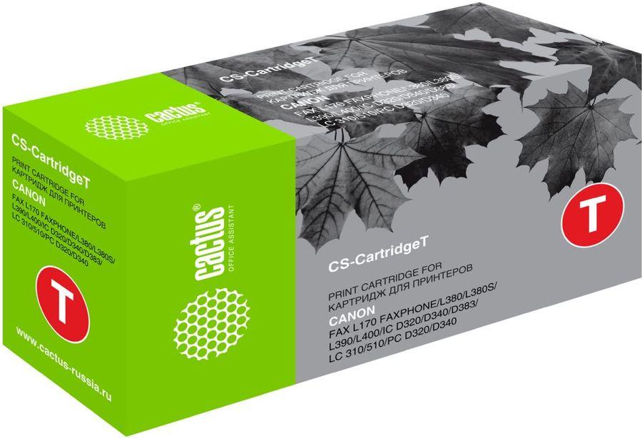 Картридж CACTUS CS-CartridgeT черный