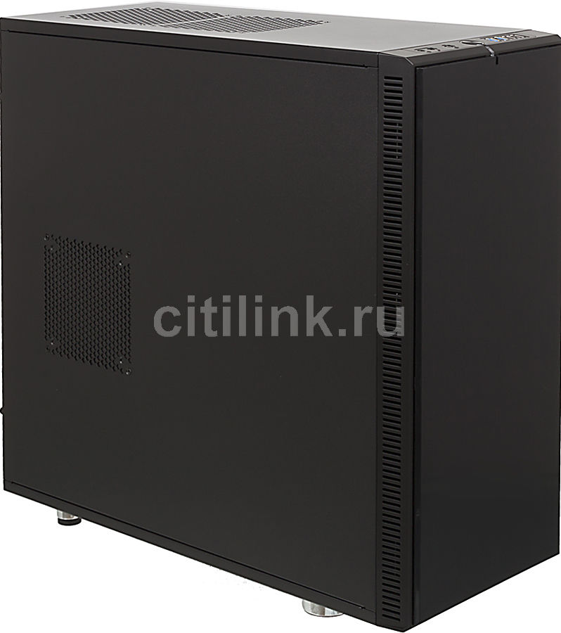 Корпус XL-ATX FRACTAL DESIGN Define XL R2, Full-Tower, без БП, черный корпус matx fractal design define mini c tg mini tower без бп черный