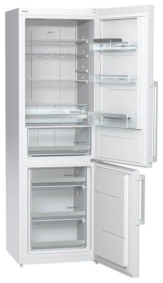 Холодильник GORENJE NRK6191TW,  двухкамерный,  белый