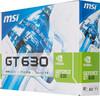 Видеокарта MSI GeForce GT 630,  2Гб, DDR3, Ret [n630-2gd3] вид 6
