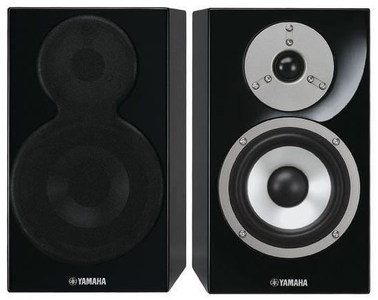Акустическая система YAMAHA NS-BP400,  2.0,  черный лак