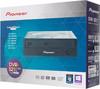 Оптический привод DVD-RW PIONEER DVR-S21LSK, внутренний, SATA, серебристый,  Ret вид 5