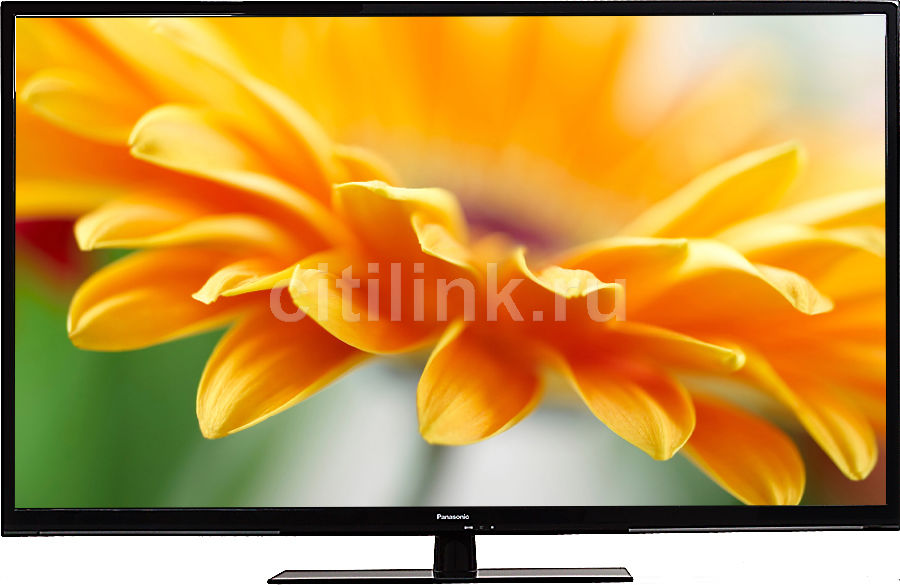 "LED телевизор PANASONIC VIERA TX-LR50B6  ""R"", 50"", FULL HD (1080p),  черный"