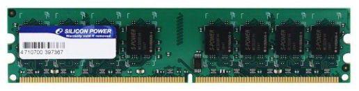 Модуль памяти SILICON POWER SP008GBLTU133V02 DDR3 -  8Гб 1333, DIMM,  Ret