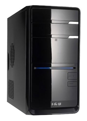 Компьютер  IRU Corp 319,  Intel  Core i3  3220,  DDR3 4Гб, 500Гб,  Intel HD Graphics,  DVD-RW,  Windows 7 Professional,  черный [793127]