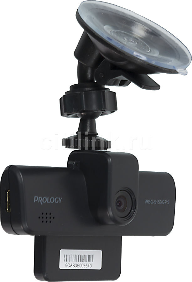 Видеорегистратор PROLOGY iReg-5150 GPS черный