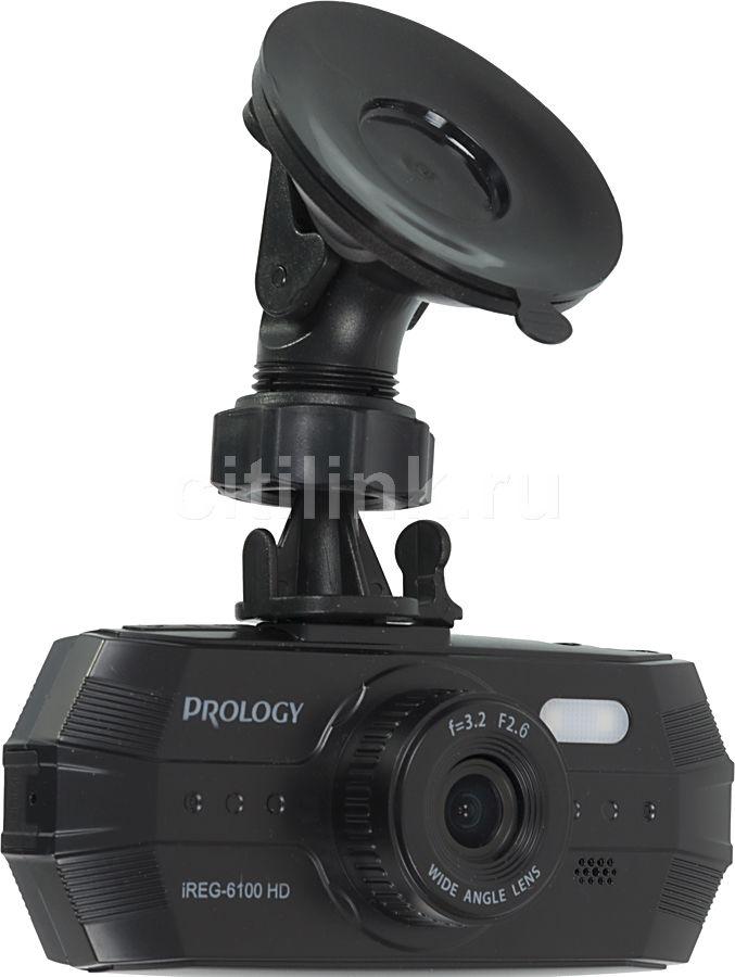 Видеорегистратор PROLOGY iREG-6100HD черный
