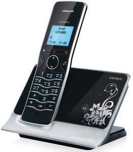 Радиотелефон TEXET TX-D8600А,  черный