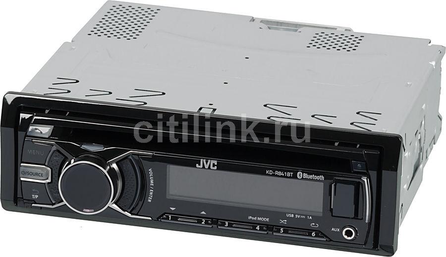 Автомагнитола JVC KD-R841BTEY,  USB