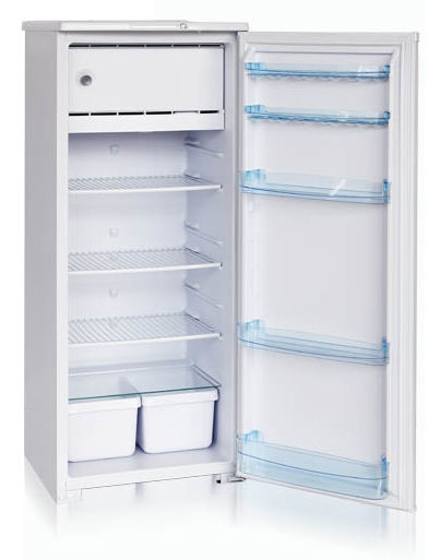 Холодильник БИРЮСА 6E-2,  однокамерный,  белый