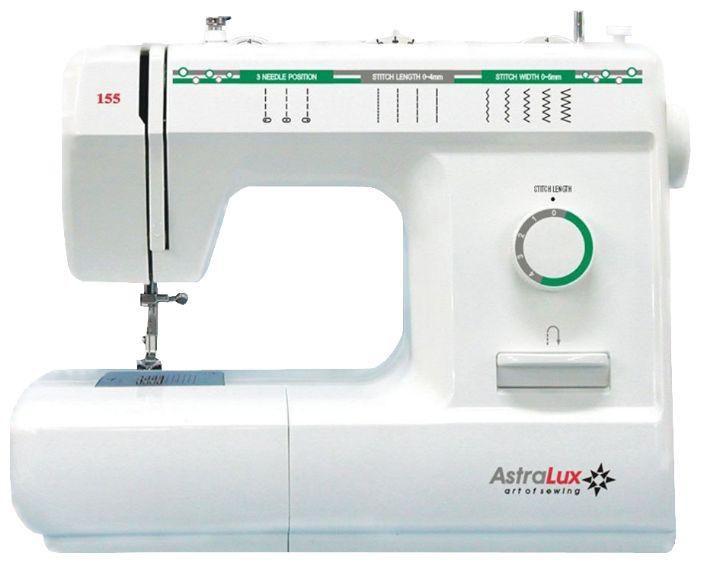 Швейная машина ASTRALUX 155 белый