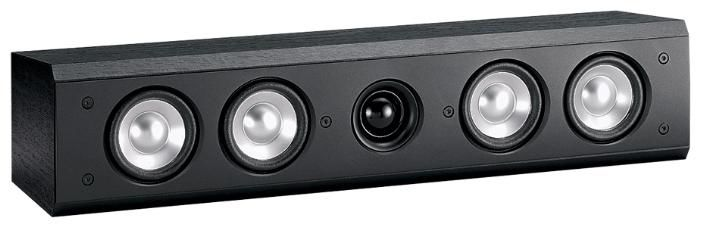 Акустическая система YAMAHA NS-C310,  моно,  черный