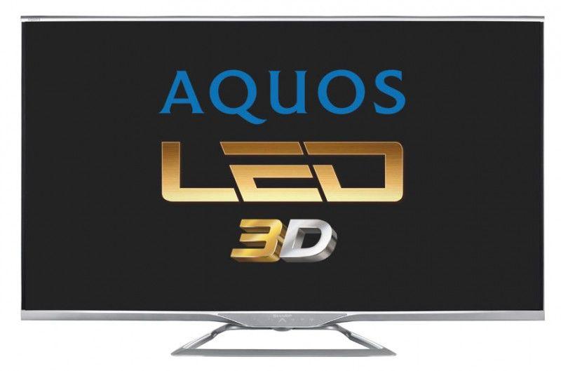 LED телевизор SHARP Aquos LC39LE751RU  39