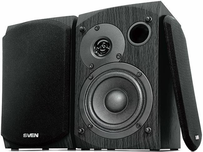 Колонки SVEN BF-01,  черный