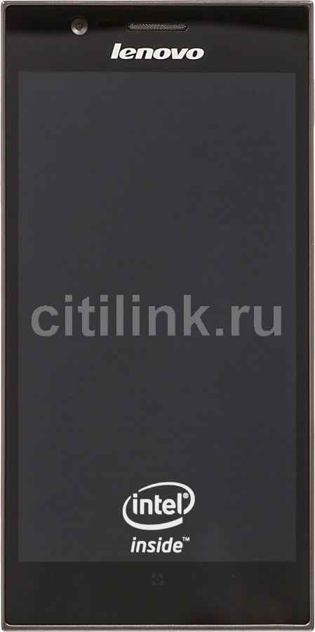 Смартфон LENOVO K900,  металлик