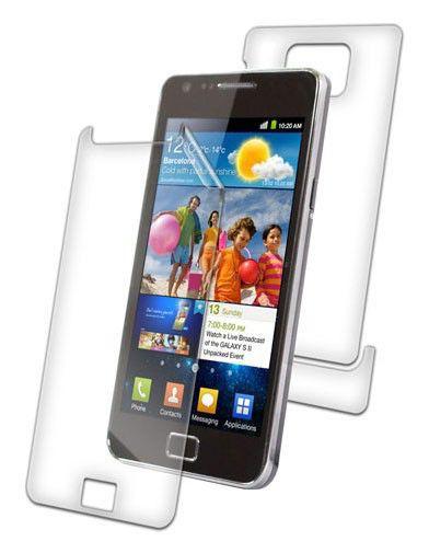 Защитная пленка BELKIN F8M642vf3  для Samsung Galaxy S4 mini,  3 шт