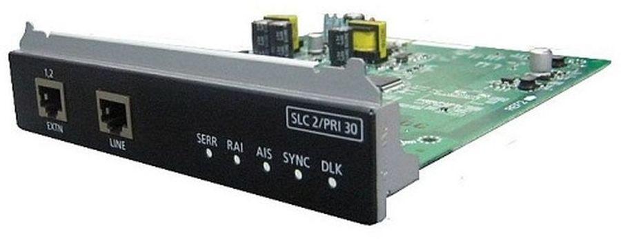 Плата Panasonic KX-NS0290CE PRI30 2port ТА SLC2/PRI30