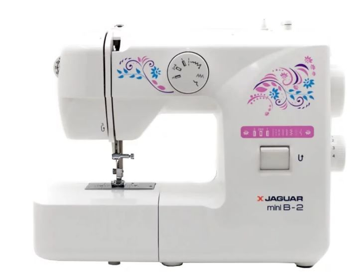 Швейная машина JAGUAR Mini B-2 белый [mini b2]
