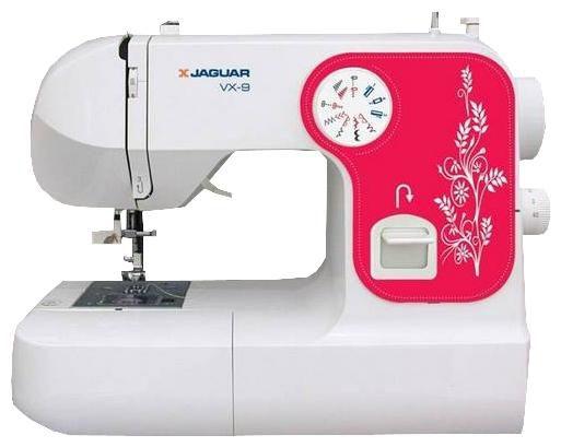 Швейная машина JAGUAR VX-9 белый