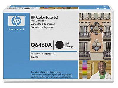 Картридж HP Q6460A черный