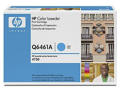 Картридж HP Q6461A голубой