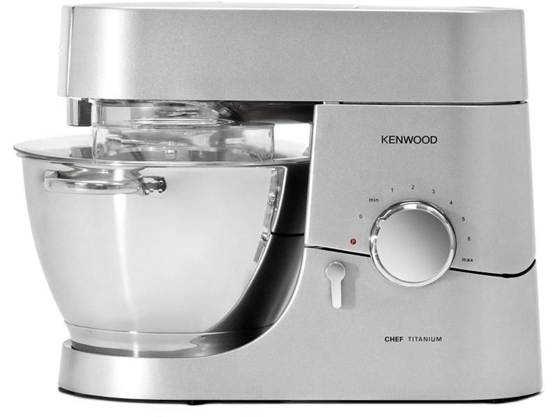 Кухонный комбайн KENWOOD KMC010,  серебристый
