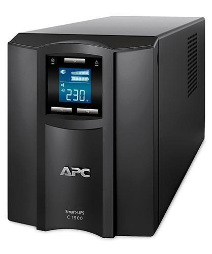 Источник бесперебойного питания APC Smart-UPS C SMC1500I,  1500ВA